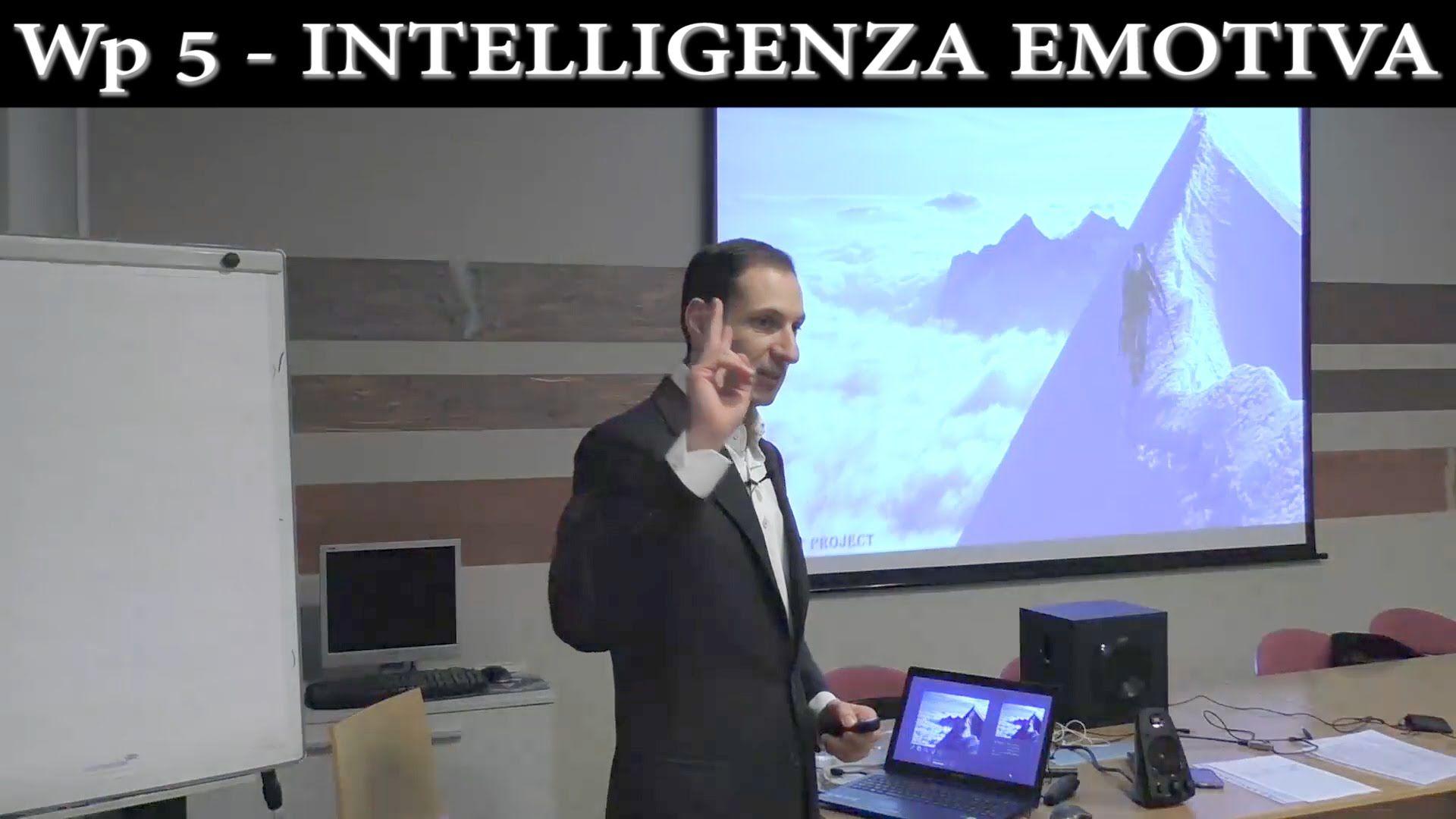Wp 5 -  Intelligenza Emotiva