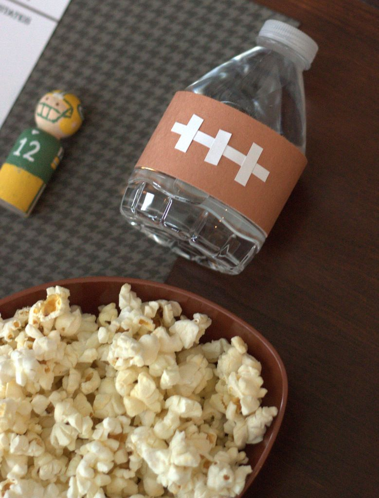 {Free Printable} Super Bowl Party Ideas for Kids