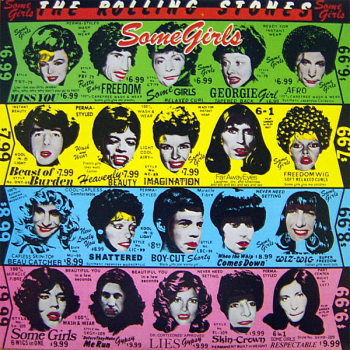 Some Girls.COURTESY ROLLING STONE RECORDS
