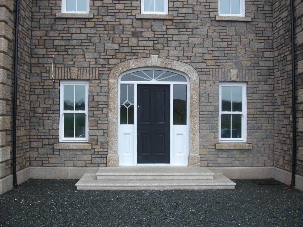 Door Surrounds Arches Creggan Granite Ireland Front Door Steps Front Door Doors