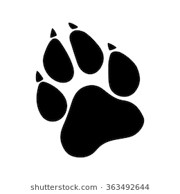Image Result For Dog Paw Print Wolf Paw Print Wolf Paw Tattoos Wolf Paw