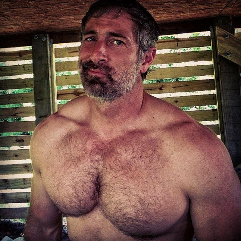 grey hair dad sex tube