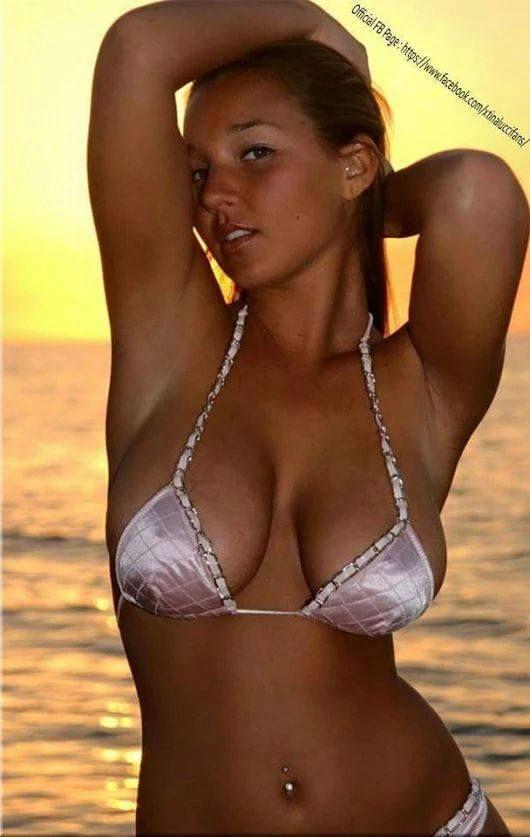 Christina model bikini