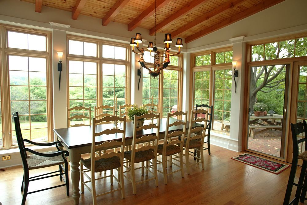 Dining Room Addition — Daniel Ebner Architects Inc Additions Fair Dining Room Addition Design Ideas