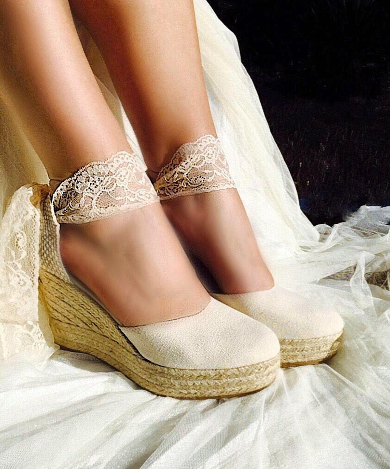 17++ Platform wedding shoes wedges information