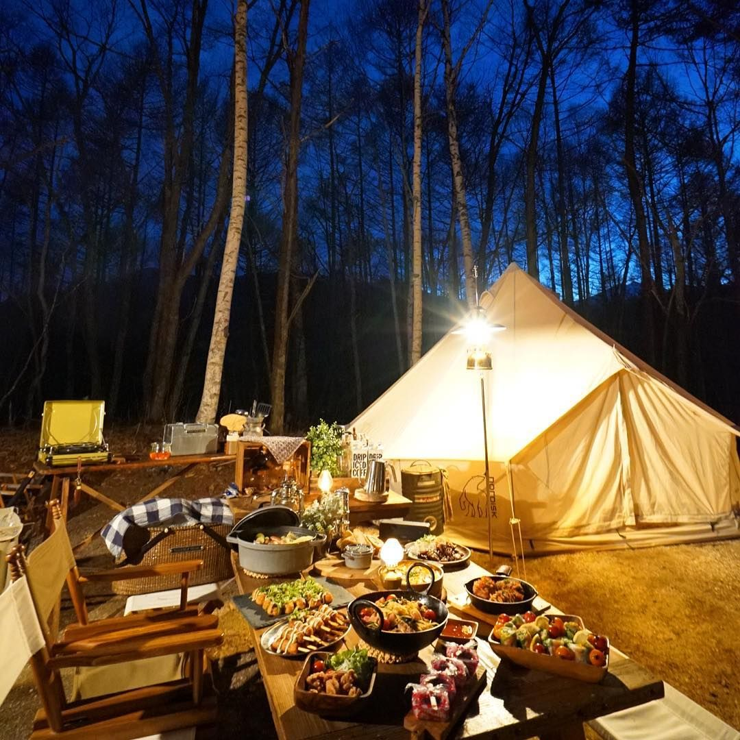 Camping with the good life pinterest camp camping outdoor nordisk cafe instafood instagram mozeypictures Image collections