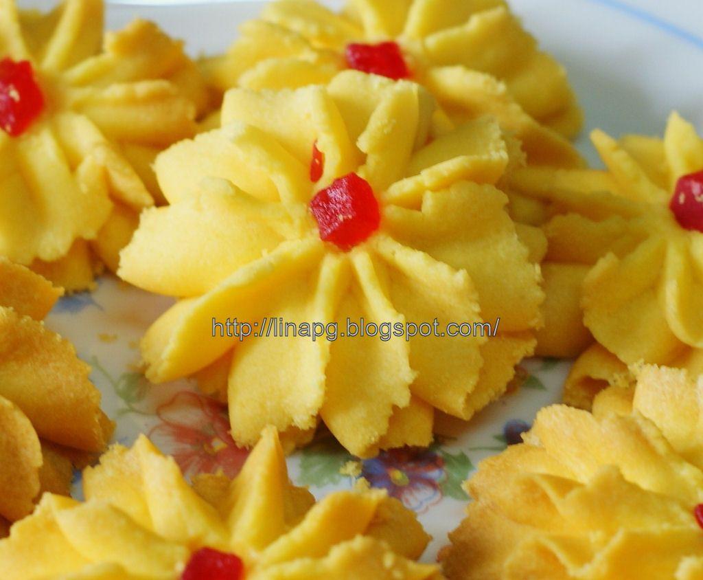 Biskut Dahlia Resepi Biskut Dahlia Samperit Samperit Klasik Biskut Raya Biskut Lina Pg Resep Makanan Makanan Manis Resep Biskuit