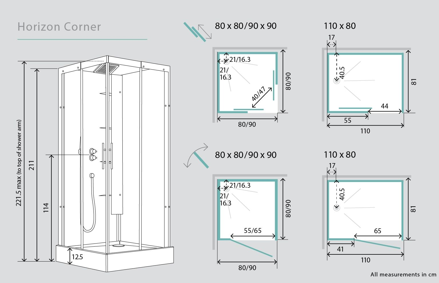 Shower Door Sizes Standard With Images Bathroom Dimensions