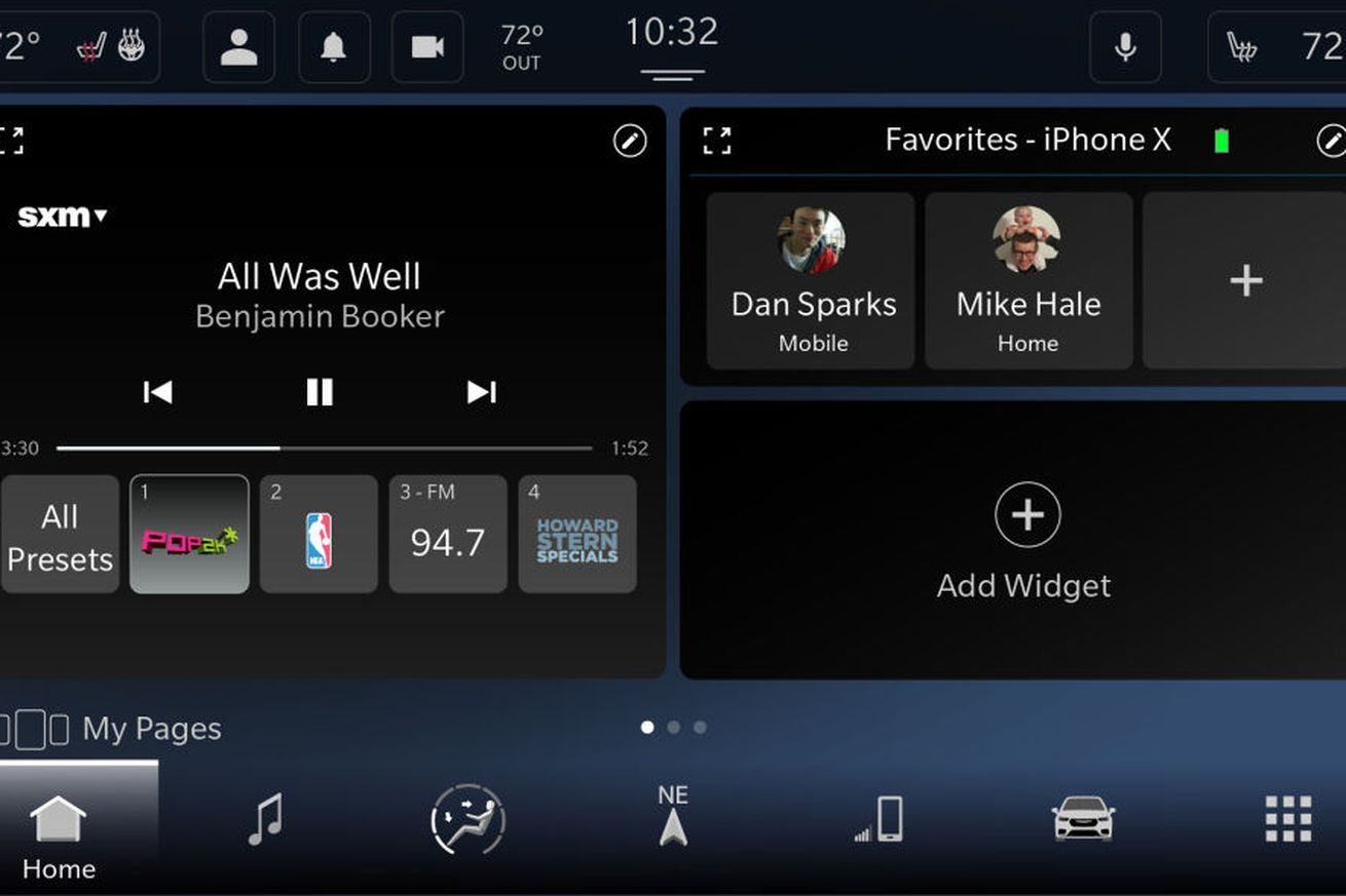 Fiat Chrysler S New Uconnect 5 Software Is Built On Android Adds
