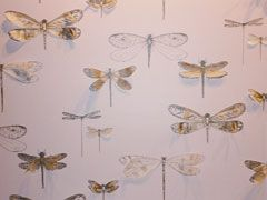 Dragonfly wallpaper from Porters Australia Also obsessed with