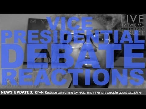 TWiB! RADIO | POST VP DEBATE REACTIONS w/ PROF.ANTHEA BUTLER TWiB! RADIO | POST VP DEBATE REACTIONS w/ PROF.ANTHEA BUTLER  104 views  HELP SUPPORT INDIE MEDIA: http://donate.twib.me