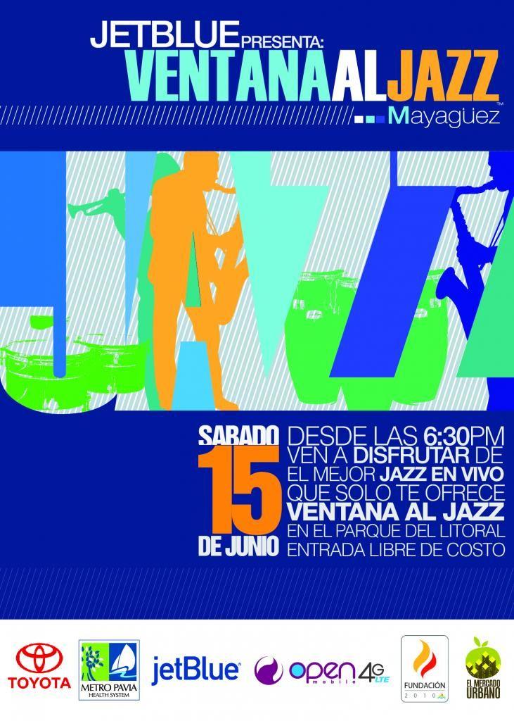Heineken Ventana al Jazz: Mayagüez @ Anfiteatro del Parque del Litoral, Mayagüez