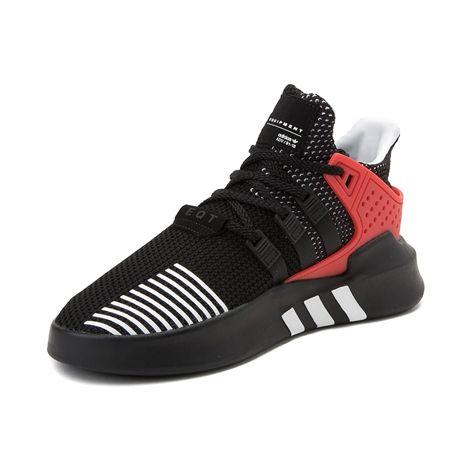 Mens adidas EQT Basketball ADV Athletic Shoe - black - 436681 ... 5b2a41fe4