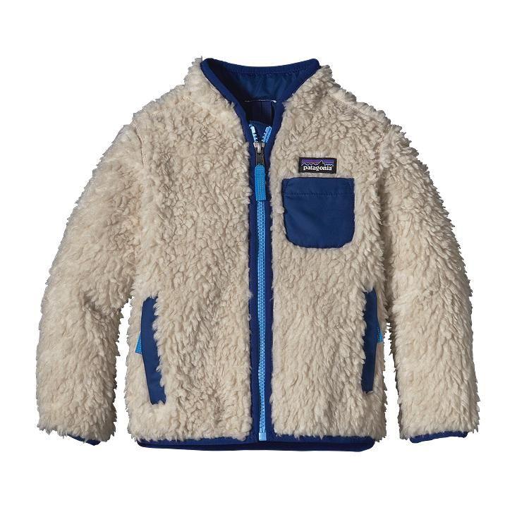 3t Patagonia Baby Retro X U00ae Jacket Natural W