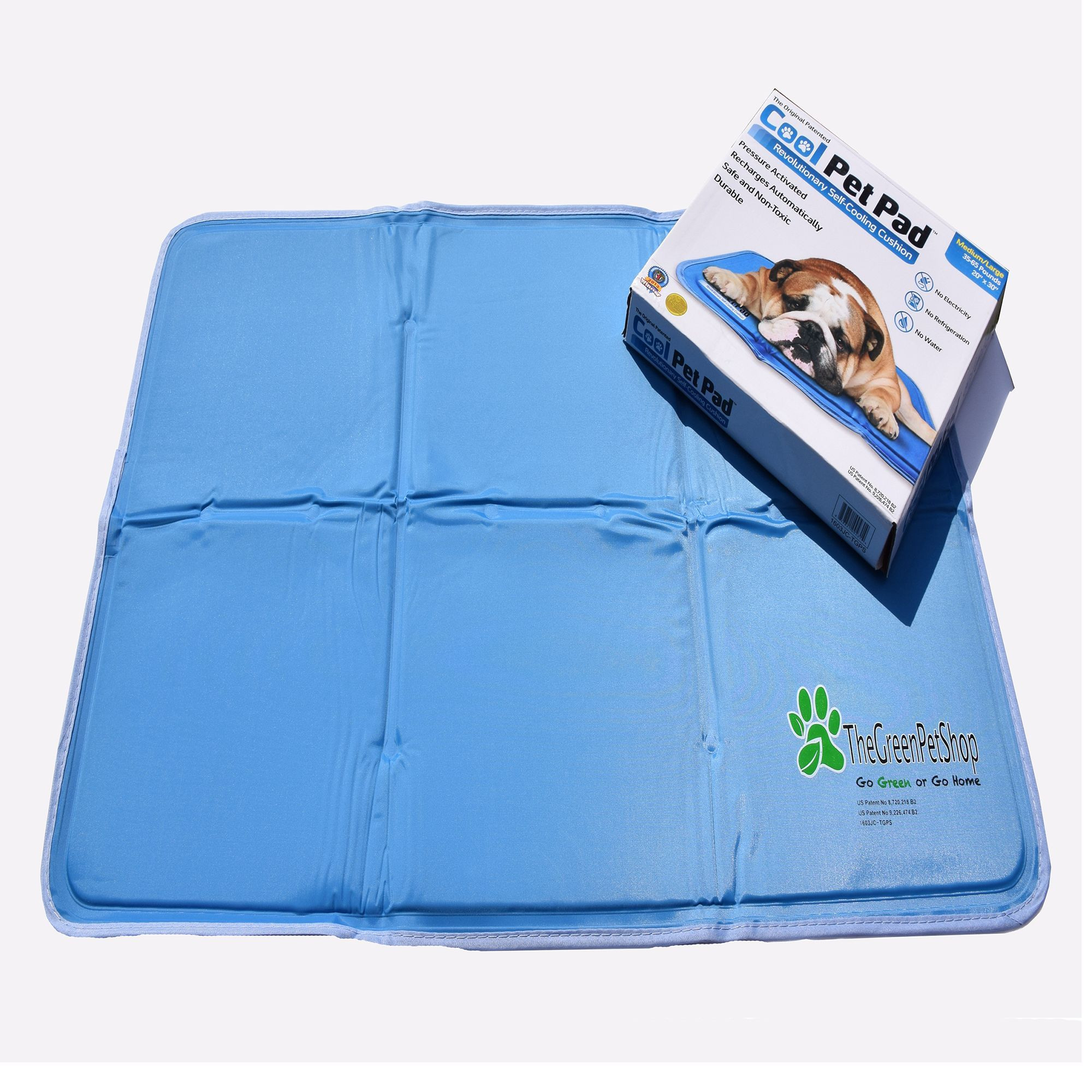 Cool Pet Pad Self Cooling Pet Pad Size 20 L X 30 W