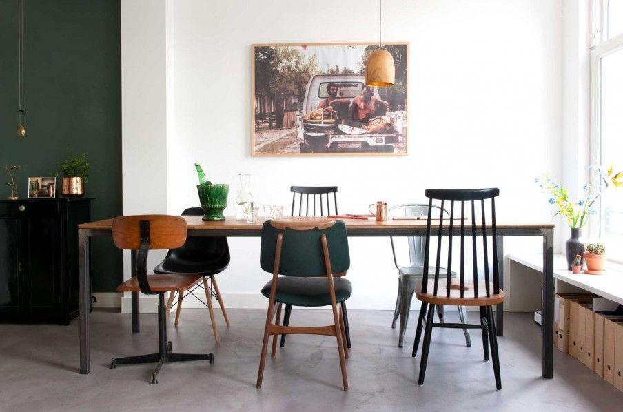 Modern vintage interior for the home pinterest vintage