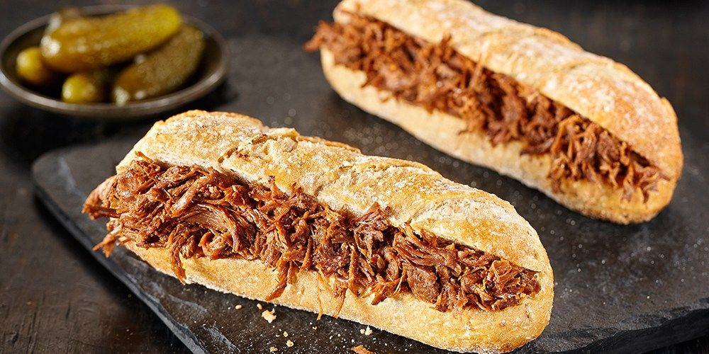 Sweet & Sticky Pulled Pork