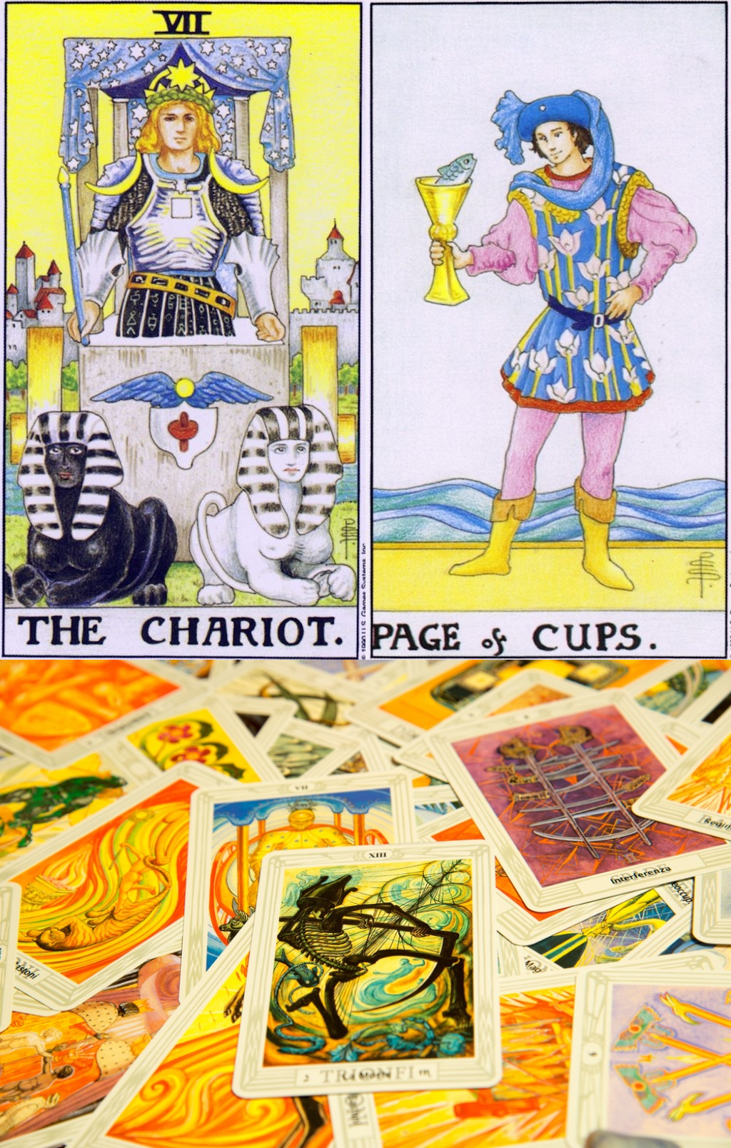 Free Tarot Reading With Regular Playing Cards