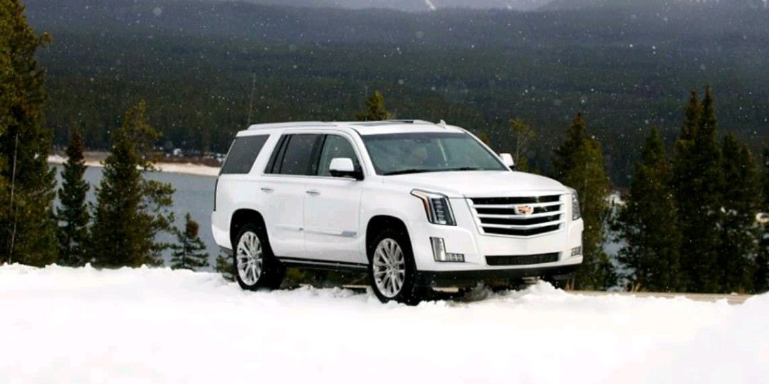 Pin By Teresa Yarbrough On Mode Of Transportation Suv Models Full Size Suv Escalade Esv