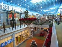Jersey Gardens Outlet Mall nyc le bus 111 a grand central station