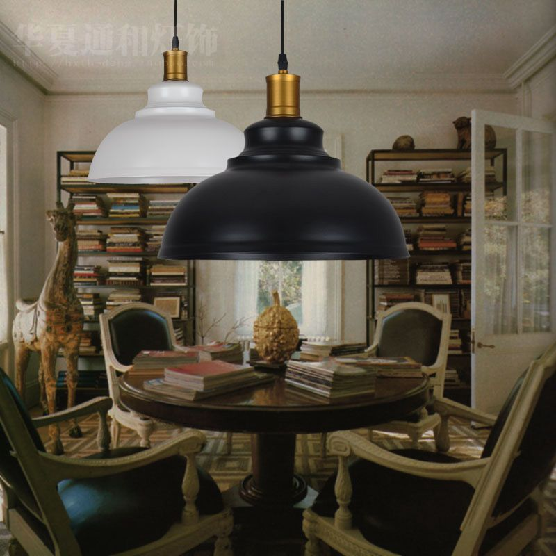 Modern Minimalist Industrial Retro Restaurant Creative Pandent Lights Room  Study Bedroom Bar Table Coffee Shop Loft