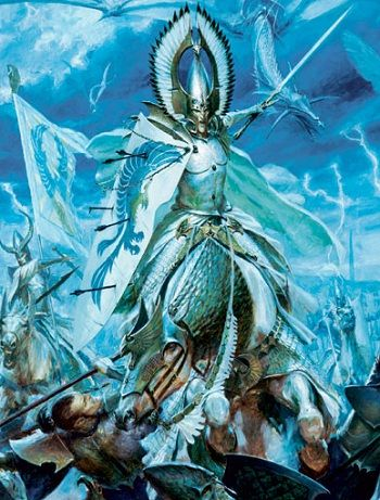 Warhammer High Elves / Characters - TV Tropes