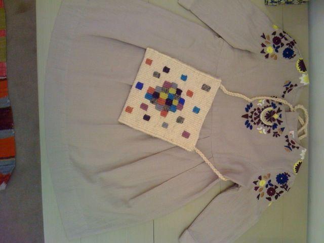 Des articles textiles bosniens, créés par une styliste française, (...) - La France en Bosnie-Herzégovine