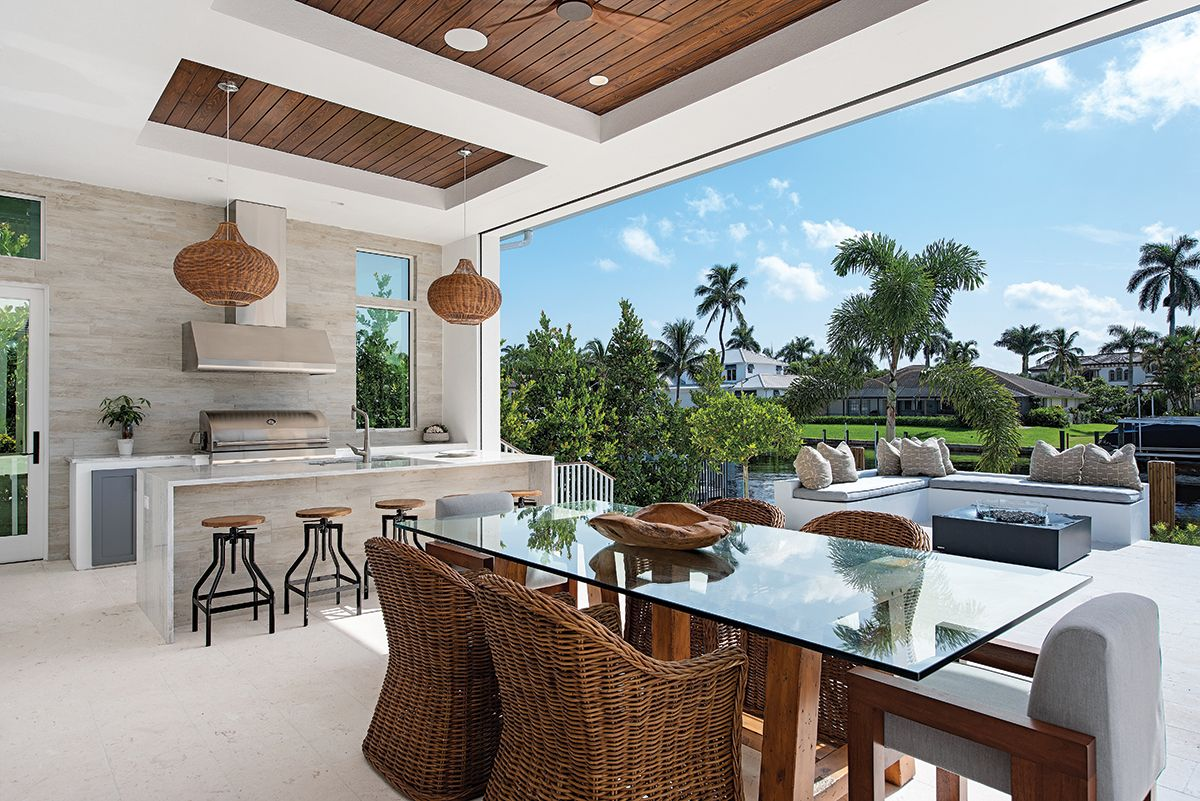 A Home To Love In Naples Florida Design In 2020 Florida Design Home White Cabinetry
