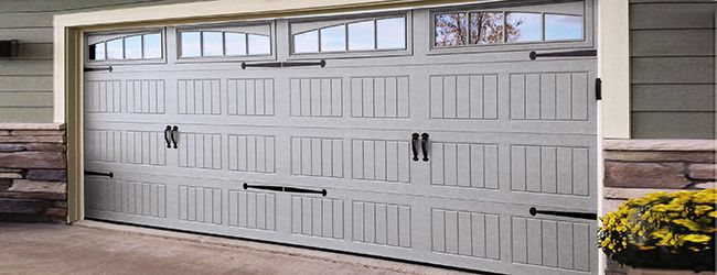 Thermacore Insulated Garage Door V5 Design Thermacore