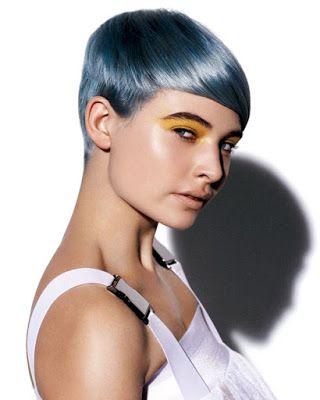 La moda en tu cabello Juveniles Cortes Pixie de colores 2016