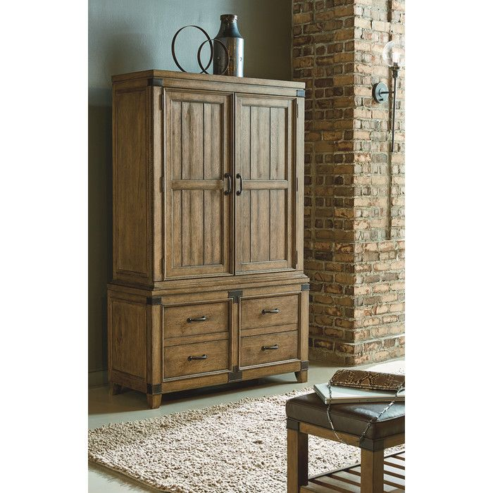 You'll love the MetalWorks Armoire at Wayfair - Great Deals on all Furniture  products with Free Shipping on most stuff, even the big stuff.