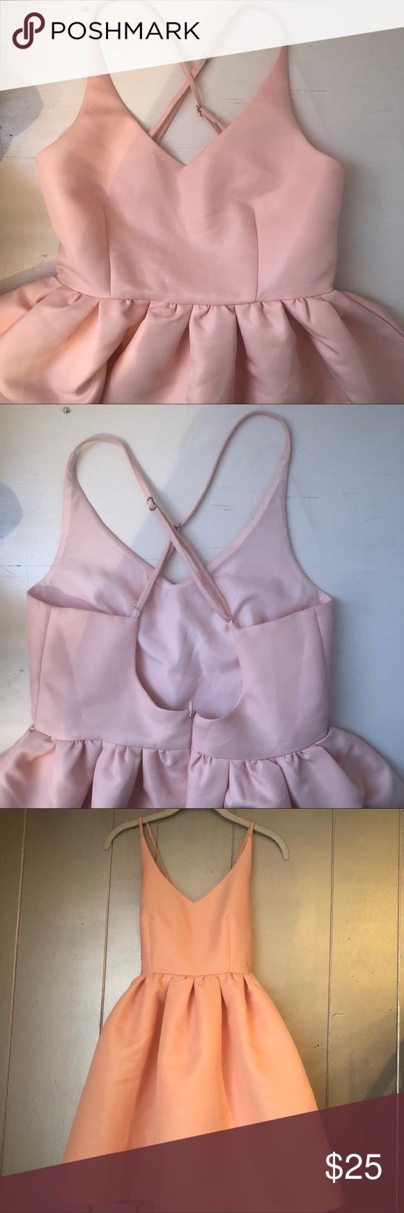 Pink dress in my posh picks pinterest dresses pink dress