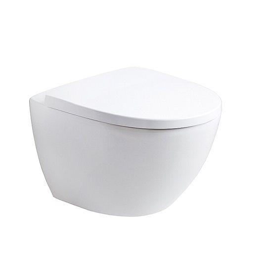 IDO SEVEN D IMAGE SEINÄ-WC, SLOW-CLOSE ISTUIN 7612001101
