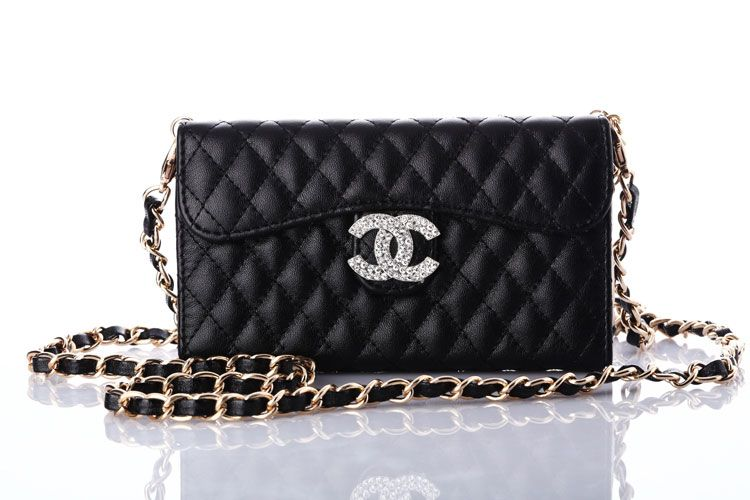 chanel iphone 6 case. chanel iphone 6 6s carrying case designer black iphone p
