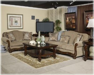 5730038 Ashley Furniture Martinsburg Meadow Sofa Discount
