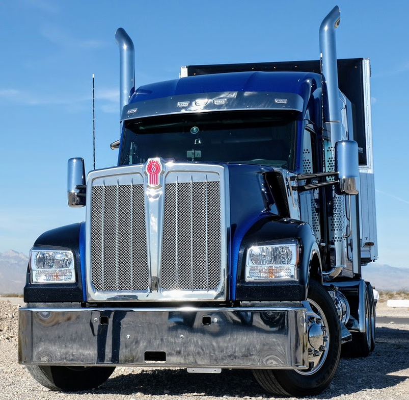 Kenworth S W990 Pays Homage To A Classic Photos Trucks