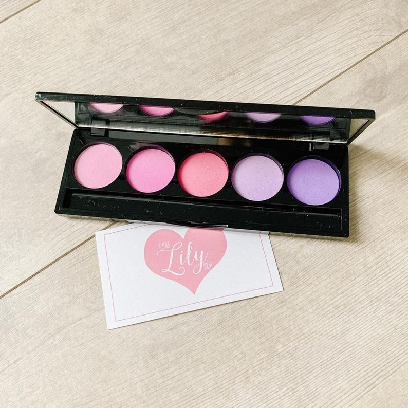 Fairy Dust Pink Palette (With images) Pink palette, Kids