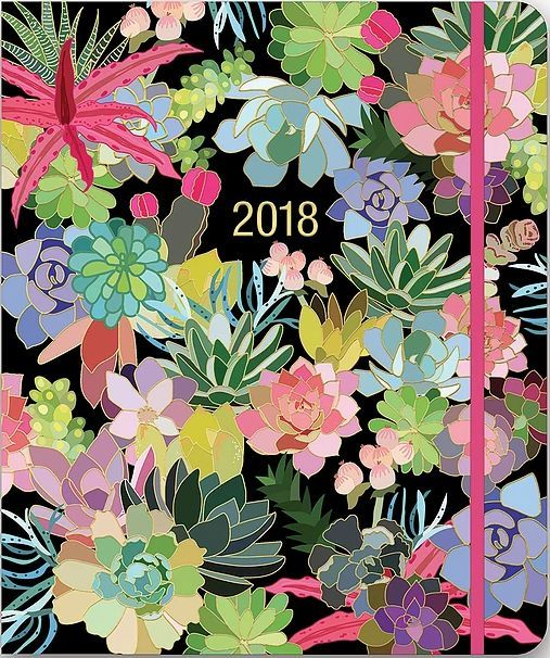 2018 Planners   3 Styles