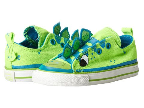 blue converse kids