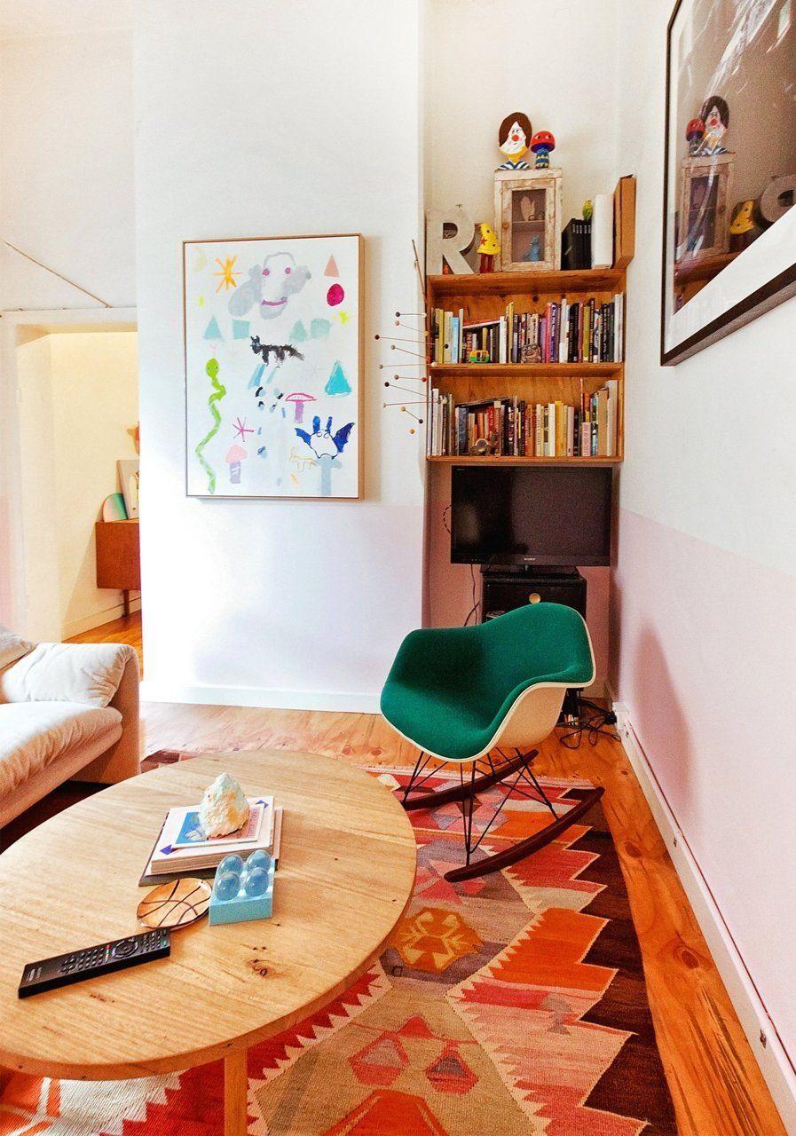 Beci & Raph's ArtFilled Home in Australia Home