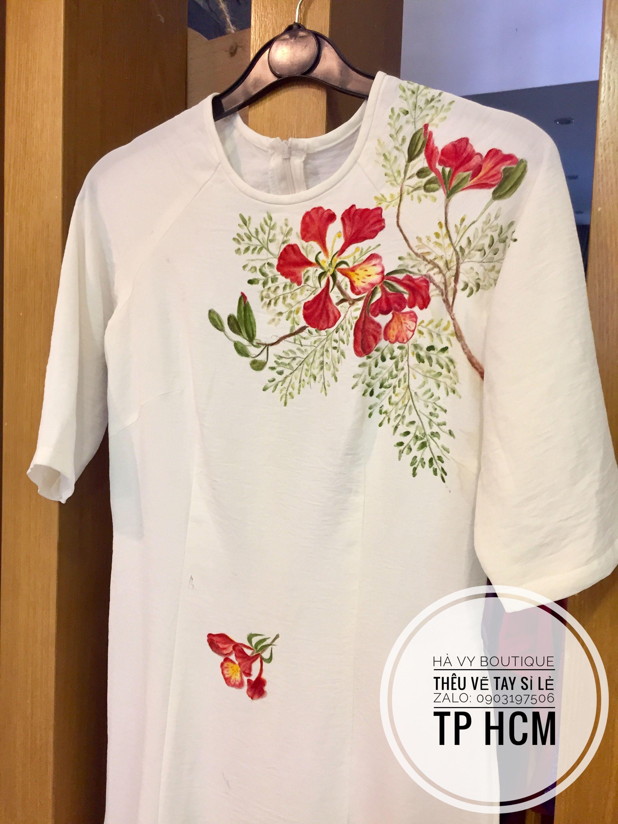 bd0fb218 Pin by Ha on THÊU VẼ ÁO HÀ VY - 23/2/1/10, đường số 27, P. Hiệp bình chánh,  Thủ Đức, TpHCM | Fabric Painting, Painted clothes, Clothes