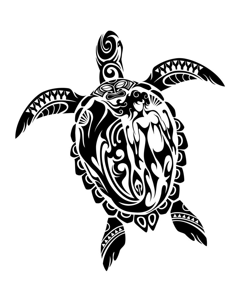 Tribal Tattoo Designs Turtle New Simple Tattoo Pinterest