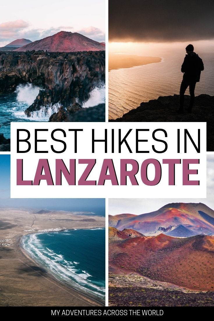 Photo of 10 Incredible Places To Go Hiking In Lanzarote And How To Enjoy Them