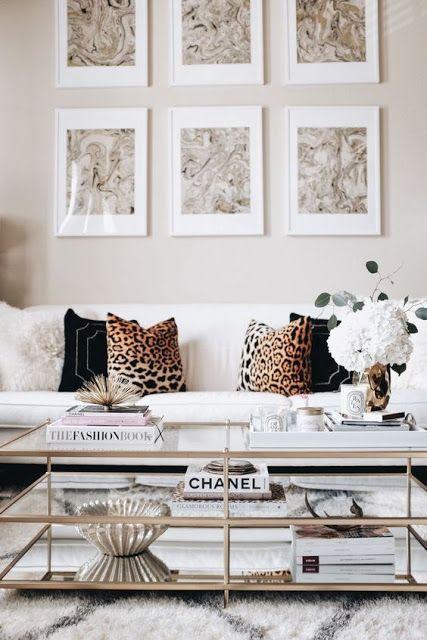 ~my top 6 favorite animal print pillows~ | Living room decor, Room decor, Living room designs