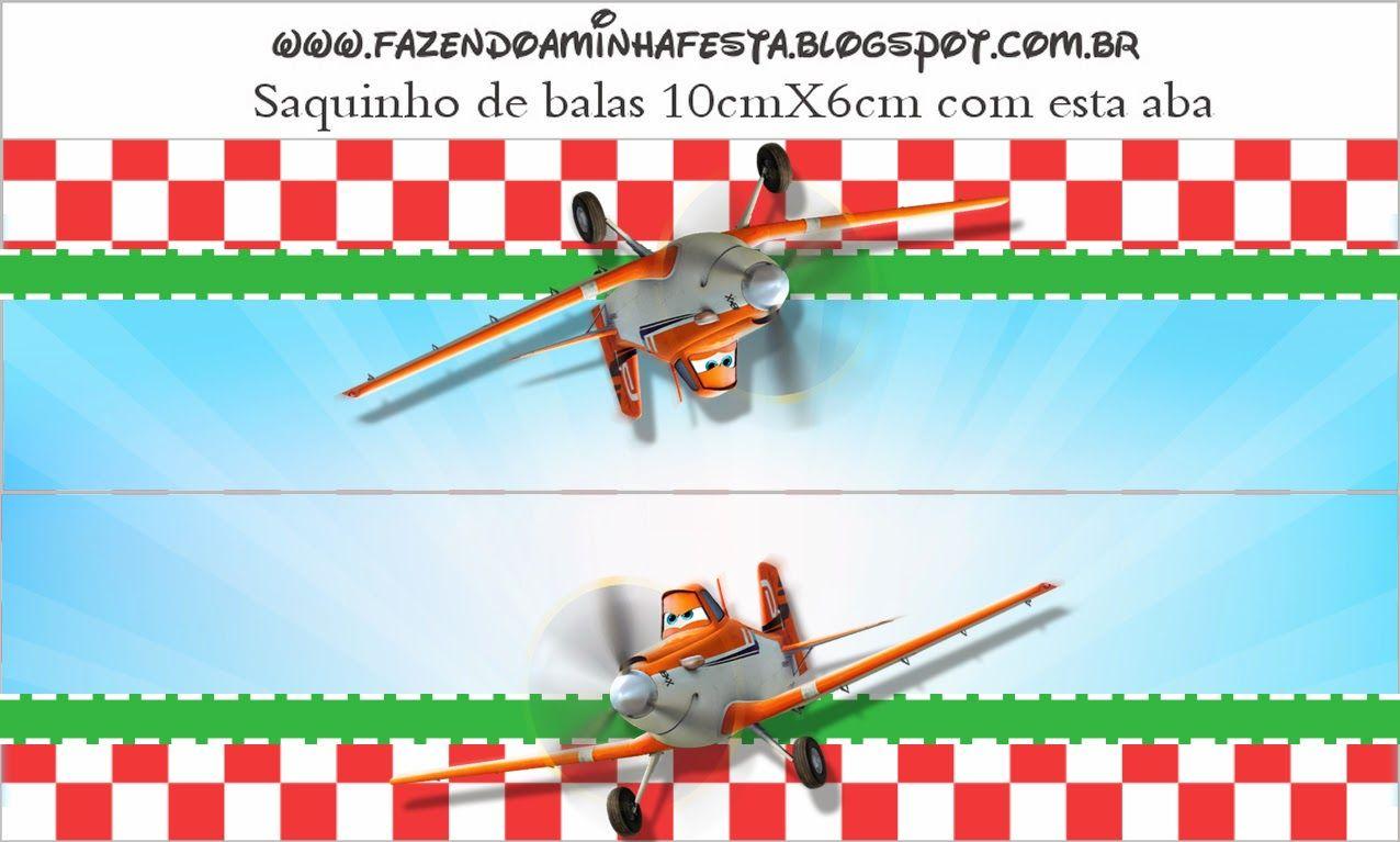 Aviones de Disney: Etiquetas para Candy Bar, para Imprimir Gratis ...