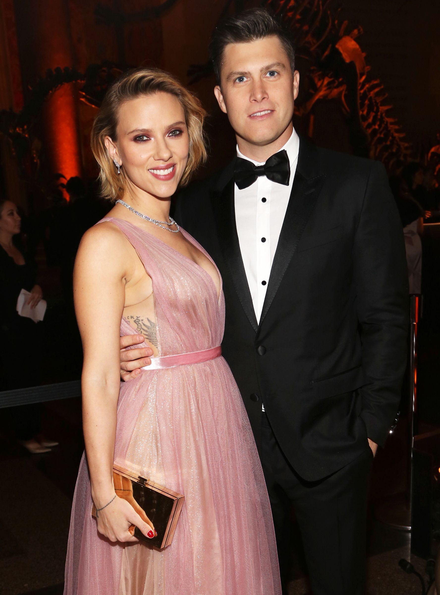 When Are Colin Jost & Scarlett Johansson Getting Married