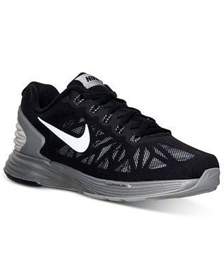 best sneakers 98852 f1cef Nike Women s Lunarglide 6 Flash Running Sneakers from Finish Line