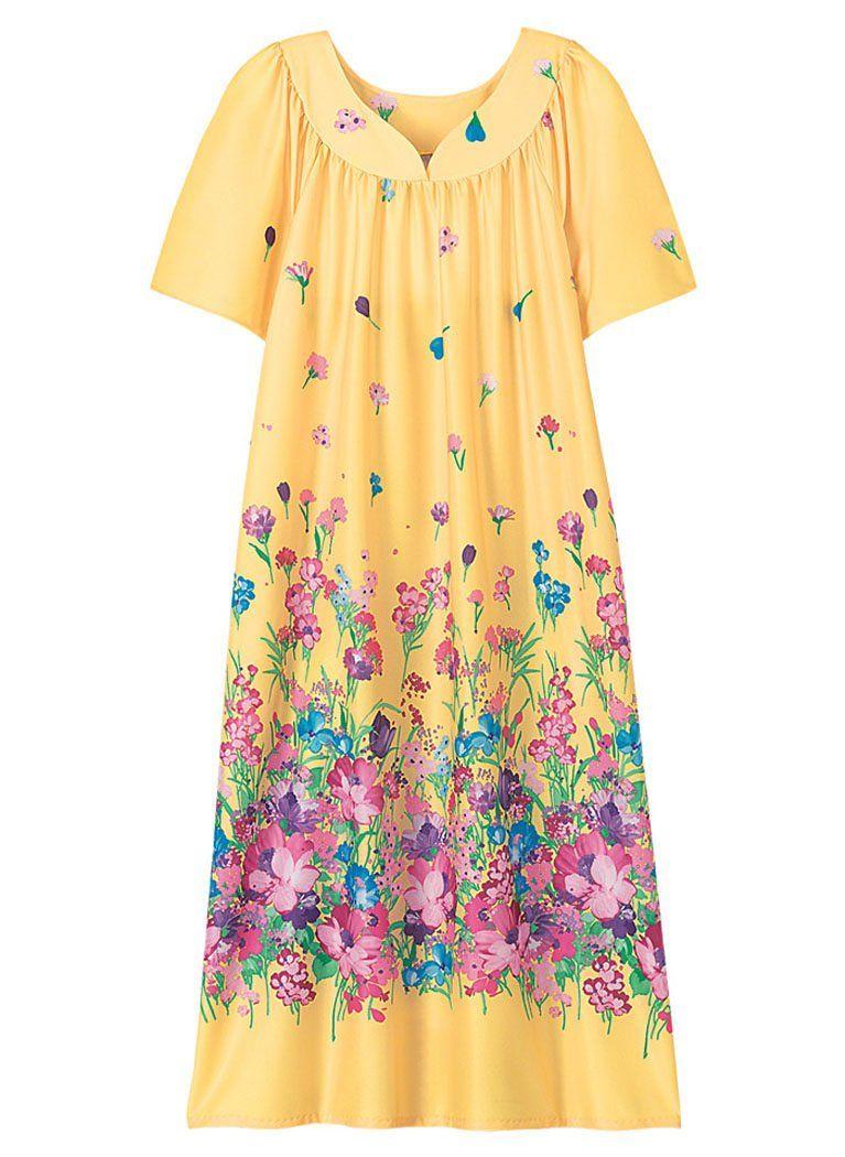 123b06dc8ec1fd AmeriMark Women's Waltz-Length Lounger at Amazon Women's Clothing store: