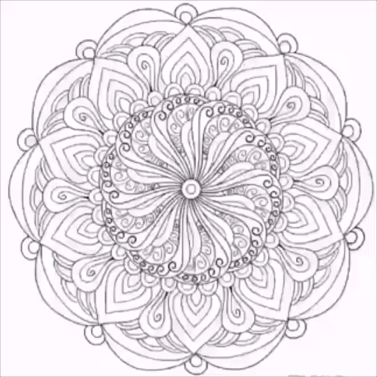 Best Coloring Pages For Grownups Free Click The Link To Unlock More Unique Beautiful Coloring Pag In 2020 Mandala Ausmalen Geschenke Zum Abschied Mandala Malvorlagen