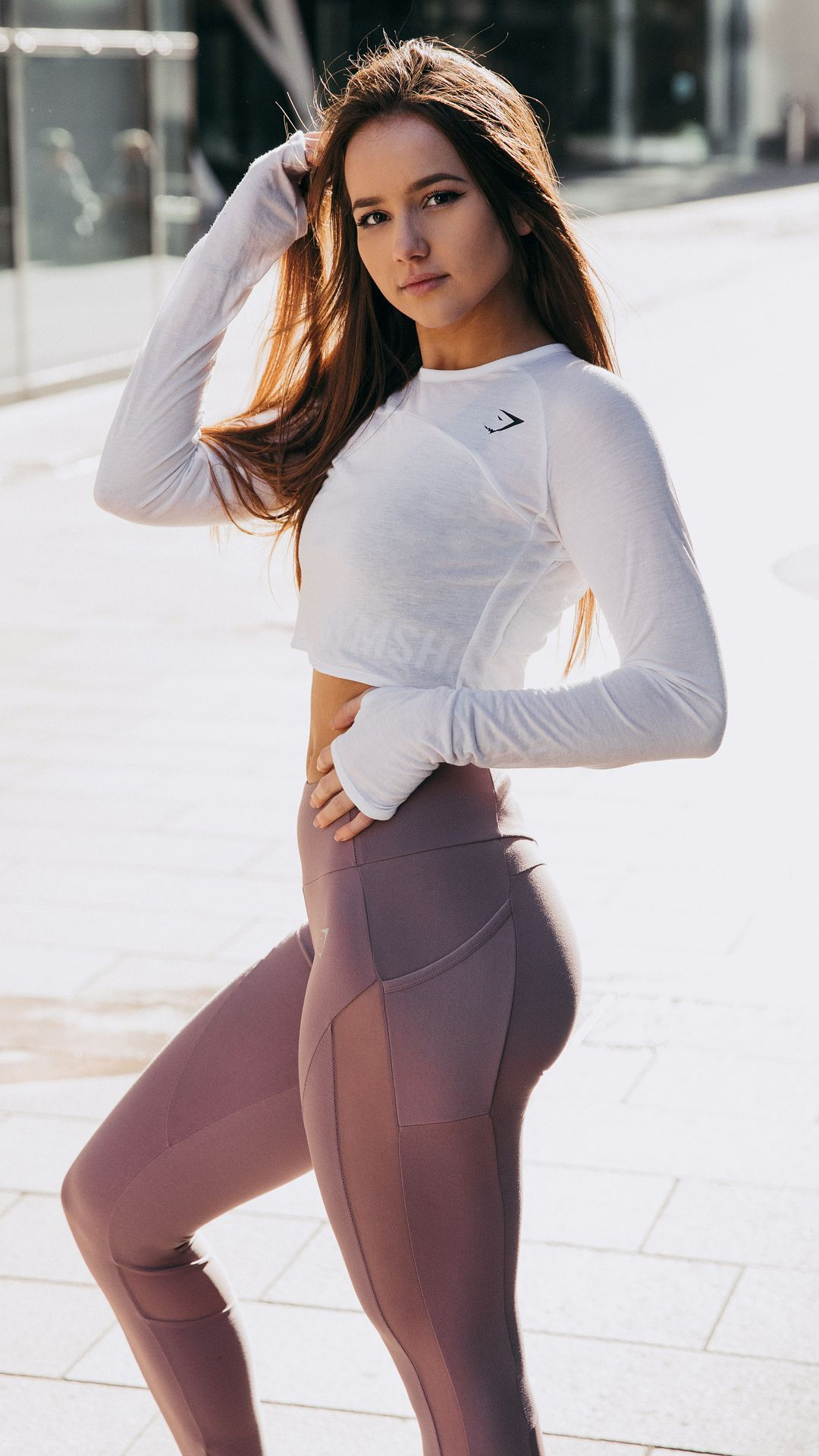 9cf9da25d1e94 The Gymshark Women's Sleek Aspire Leggings are the unbelievably stylish  wardrobe addition you have been looking for. #LeggingsPerfect